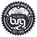 Blood Sweat and Gears Logo